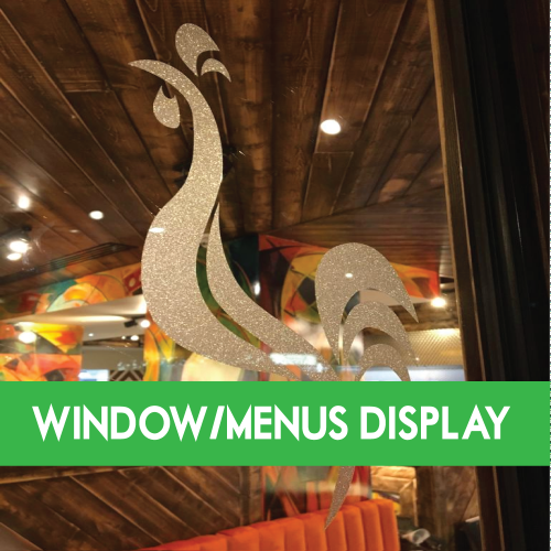 Window/Menus Display