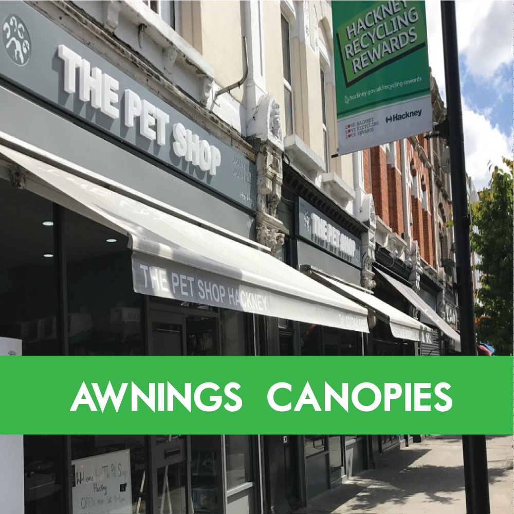 Awings Canopies